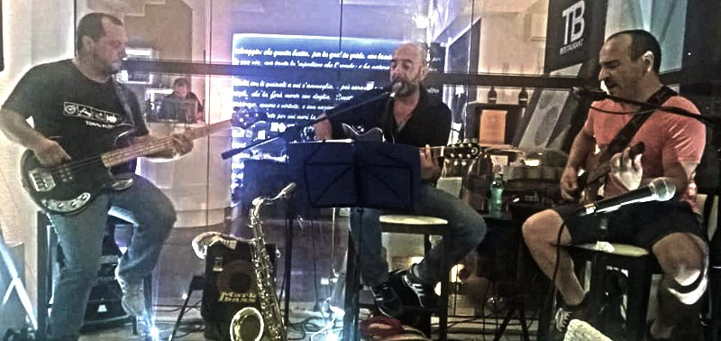 Chronology Acoustic Trio-September in tuili 2019